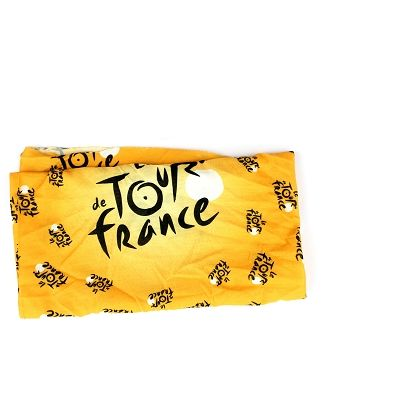 Bandana Tour de France Jaune