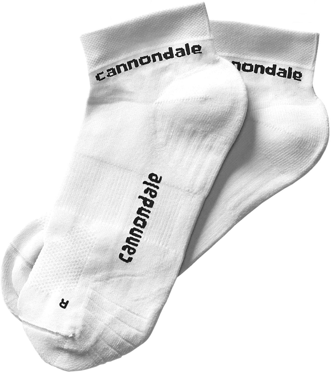 Chaussettes Cannondale Low Socks Blanc - M / 38-40