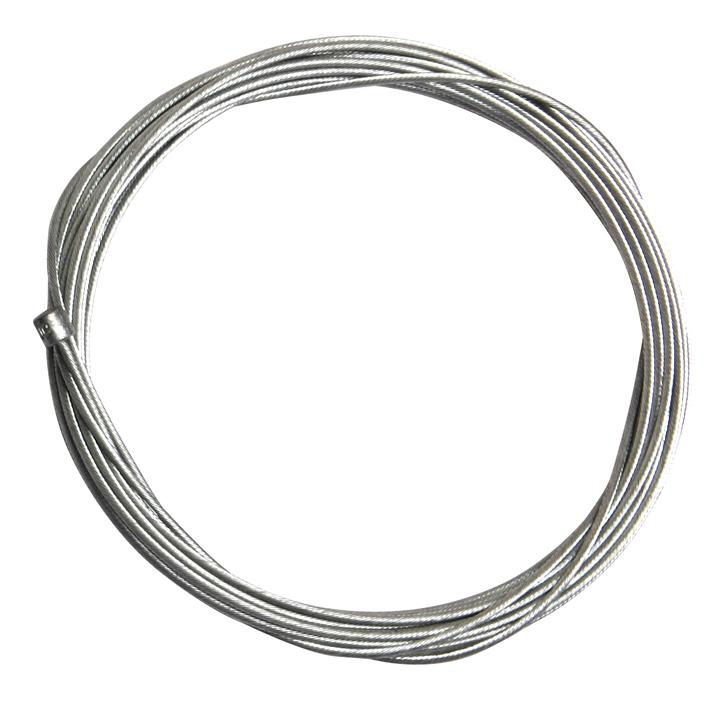Câble de dérailleur Massi 1.2 x 4445 mm Inox pour tandem