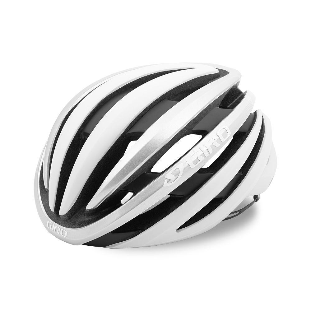 Casque Giro CINDER Blanc mat/Argent - 51/55 cm