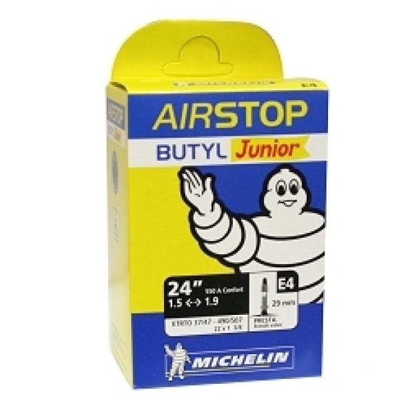 Chambre à air Michelin 24x1.5/1.9 550A Confort E4 Presta