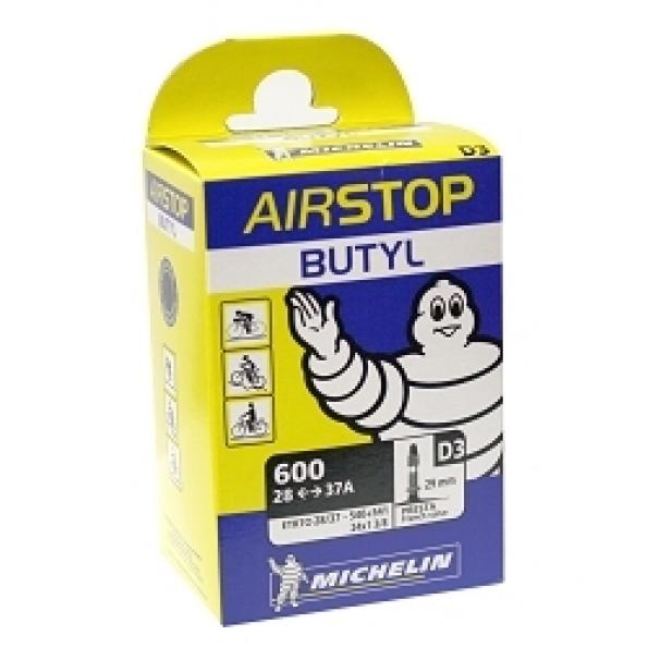 Chambre à air Michelin 24x1.5/1.9 550A Confort E4 Schrader