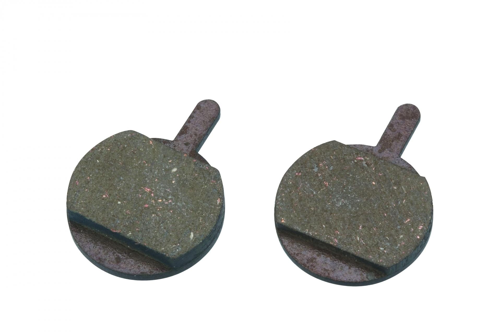 Plaquettes Semi métallique Ashima comp. Promax Disk-400/410/610