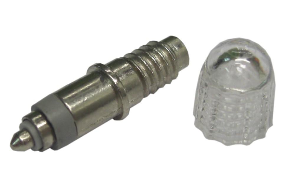 Valve Dunlop de rechange pour manomètre Schwalbe Airmax