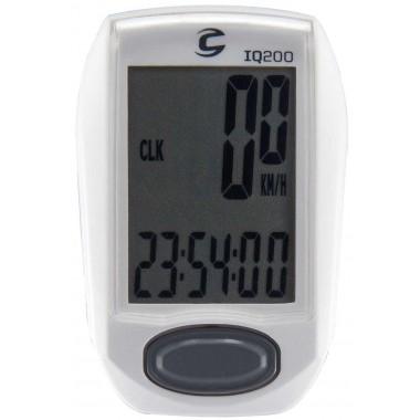 Compteur Cannondale sans fil IQ200 11 fonctions (Blanc)