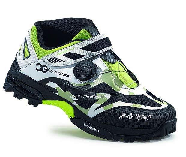 Chaussures Northwave Enduro Mid CG Camo/Blanc/Noir - 42