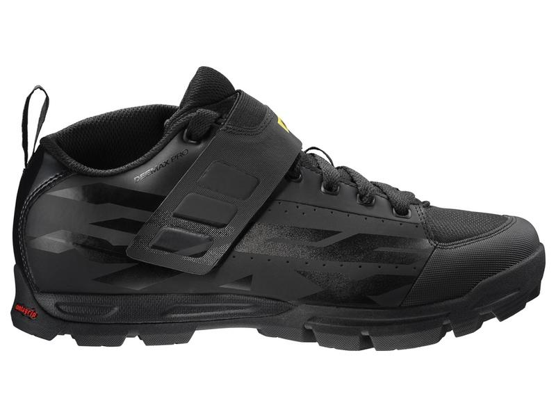 Chaussures Mavic Deemax Pro Noir/Noir - 42 2/3