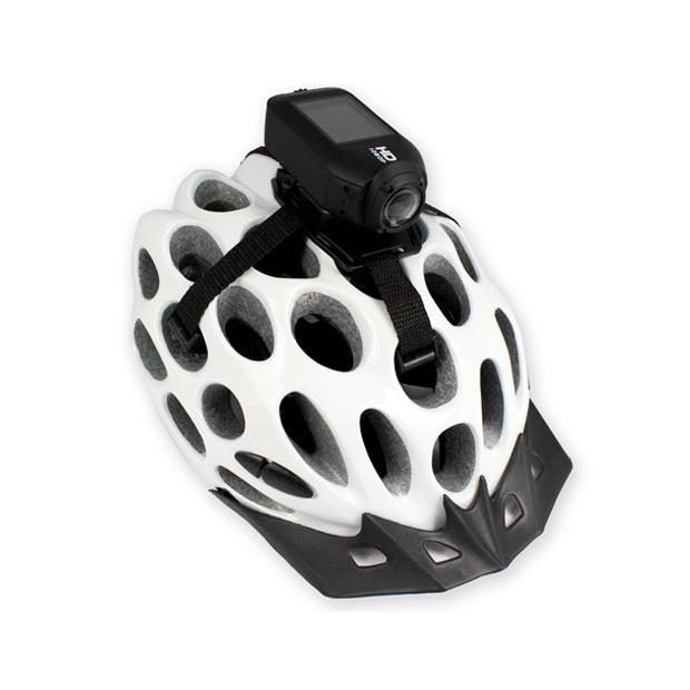 Kit Fixation casque vélo pour caméra Drift