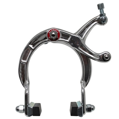 Étrier de frein BMX avec axe avant 75 mm + axe arrière 50 mm