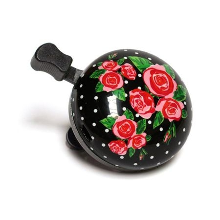 Sonnette Nutcase Bell - Rosey Dots