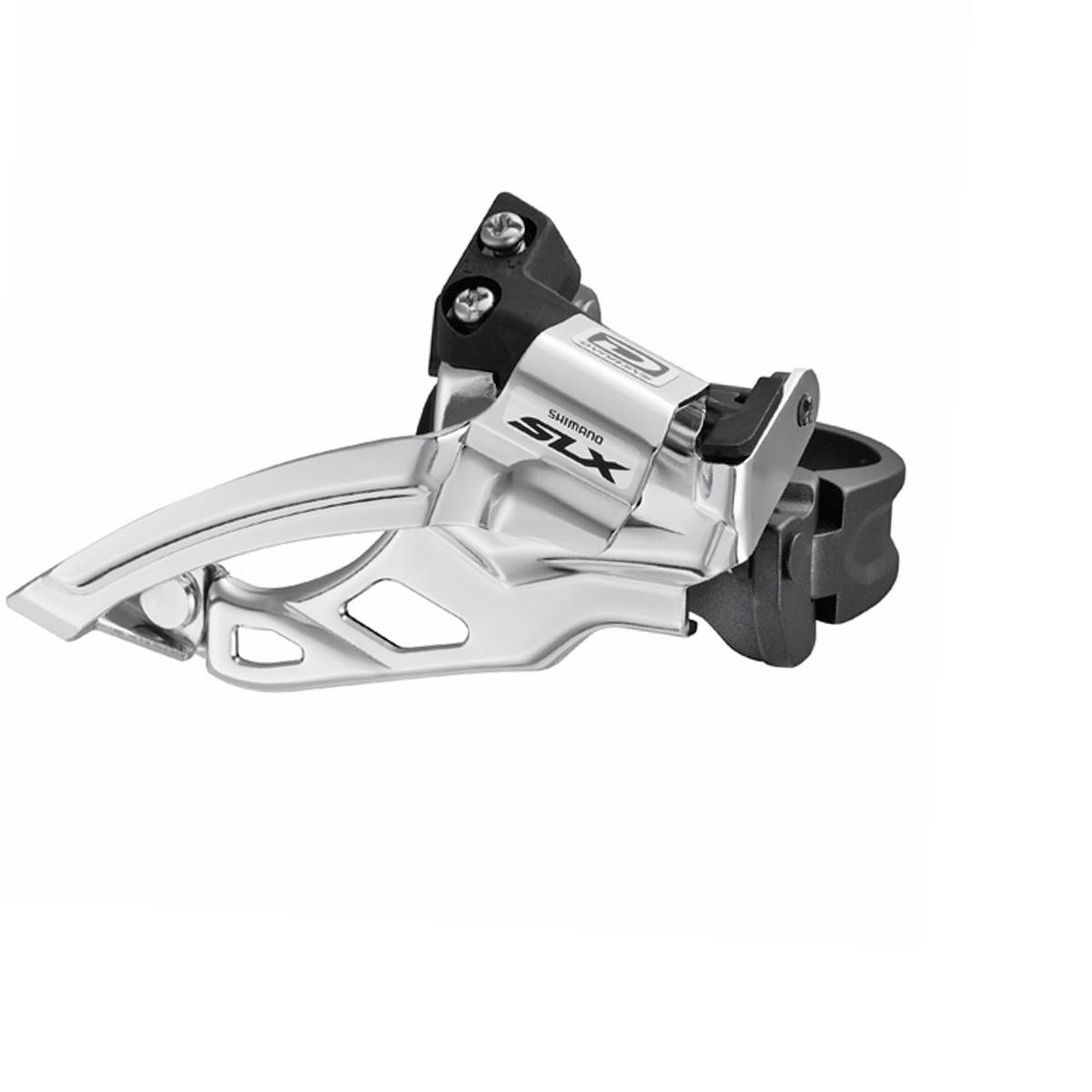 Dérailleur avant VTT Shimano SLX 10V Double collier bas