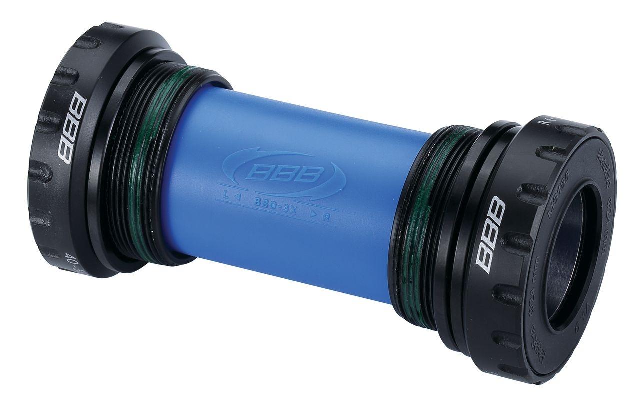 Boîtier de pédalier BBB BottomThread 1.37x24T VTT 68/73 mm pour 24Ø - BBO-35