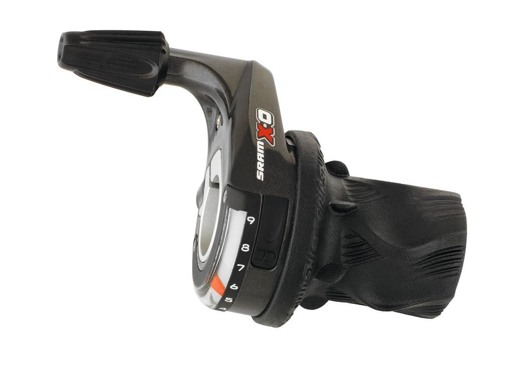 Poignée tournante SRAM X0 Shorty 9V