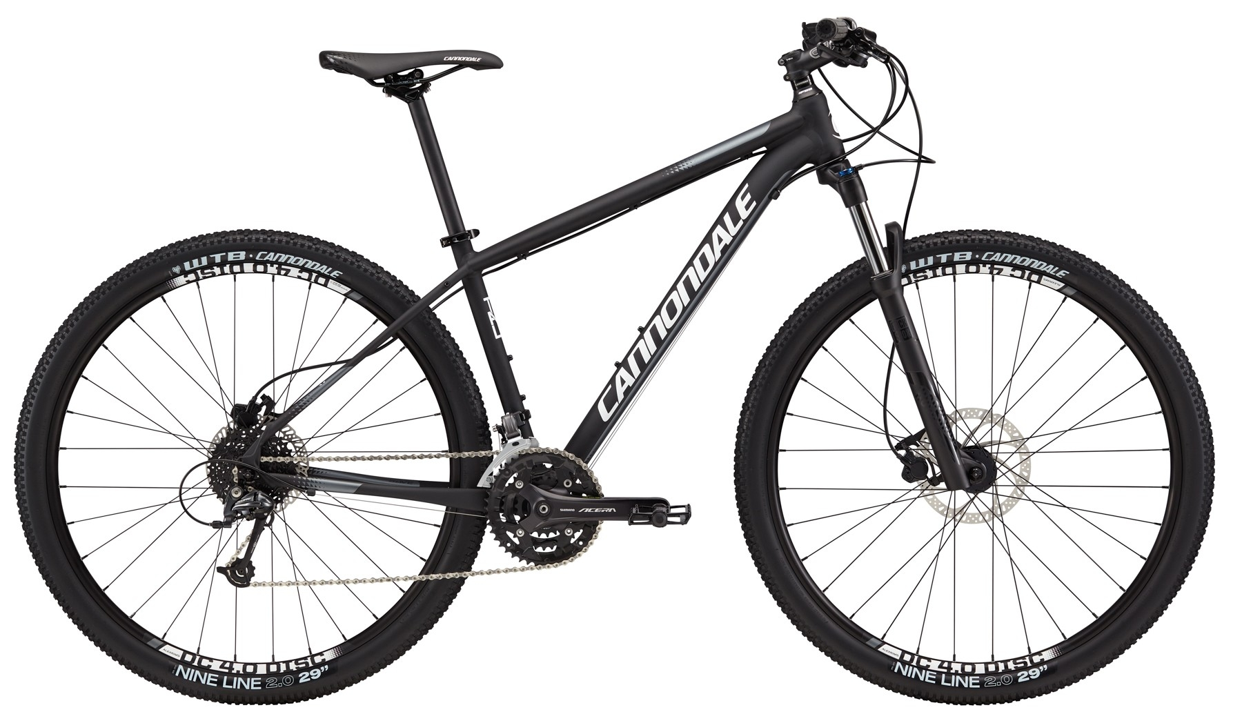VTT Cannondale Trail 4 27.5/29\