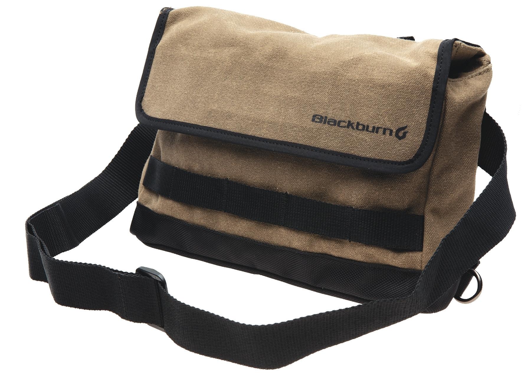 Sacoche de cintre Blackburn Wayside HB Musette avec bandoulière 5 L
