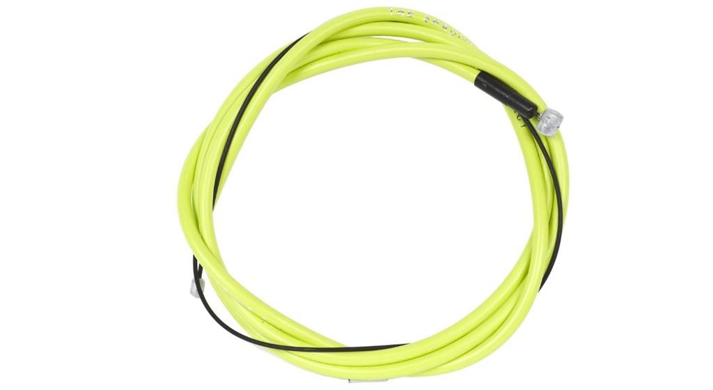 Câble + gaine de frein BMX TSC Linear Brake Cable Electric Lime