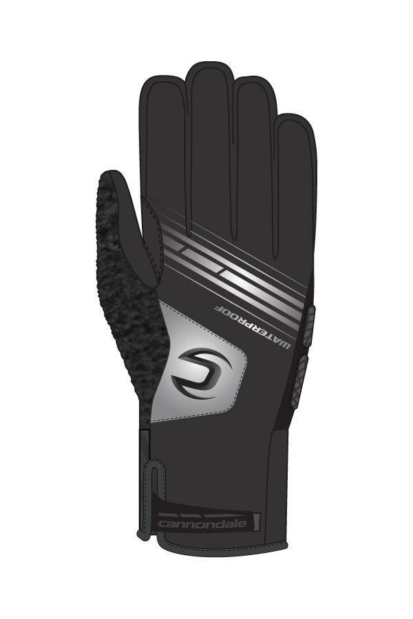 Gants longs Cannondale Performance Thermal Gloves Noir - M / 19-20,5 cm