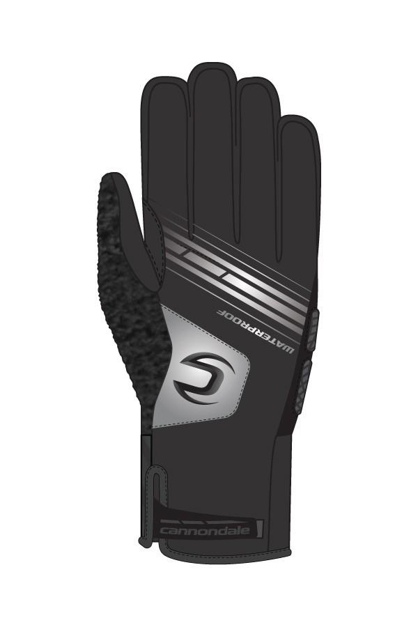 Gants longs Cannondale Performance Thermal Gloves Noir - M / 19-20,5 cm