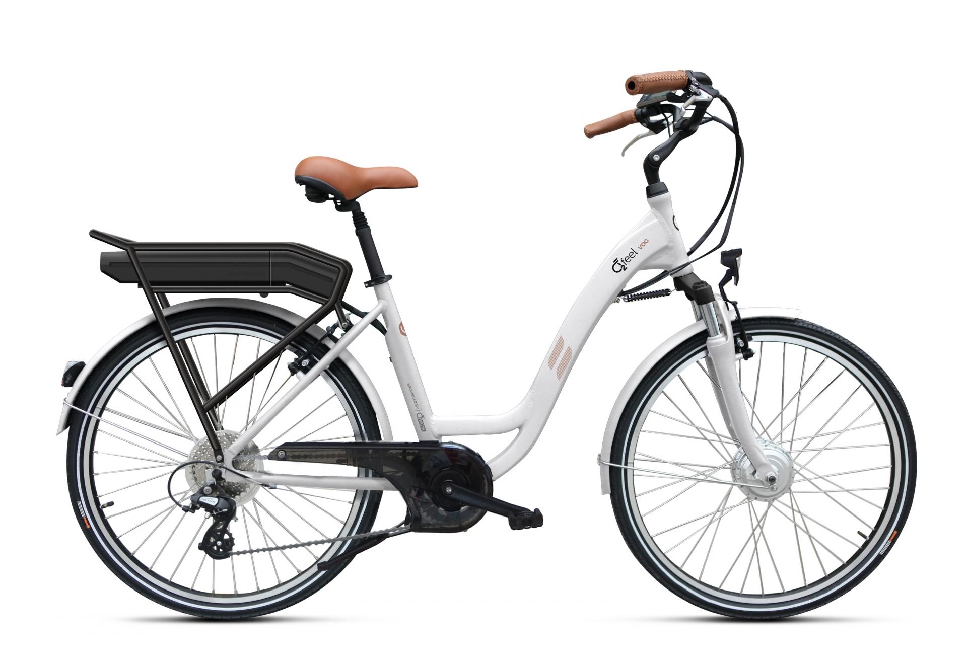 Vélo électrique O2Feel Vog D7 26\
