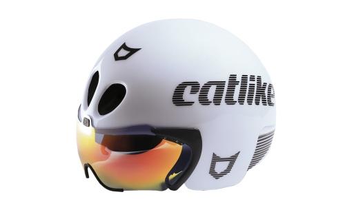Casque Catlike Rapid Tri Blanc