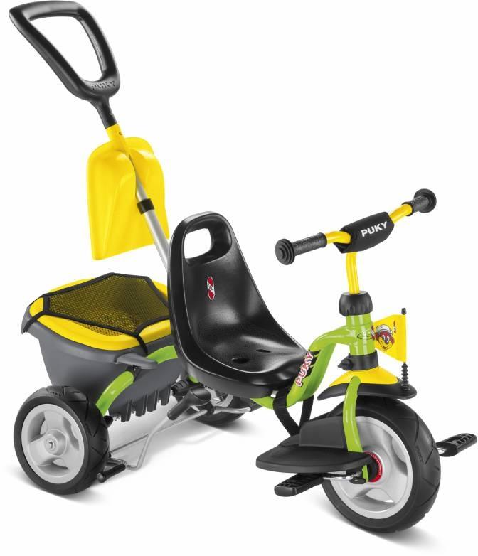 Tricycle Puky CAT 1SP + Accessoires 2 ans Kiwi