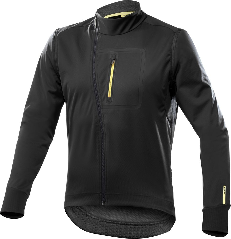 Veste convertible Mavic Ksyrium Elite Noir - XL