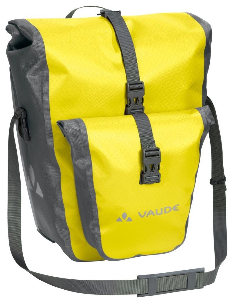 Sacoche arrière étanche Vaude Aqua Back Plus 2x25,5 L Jaune Canary