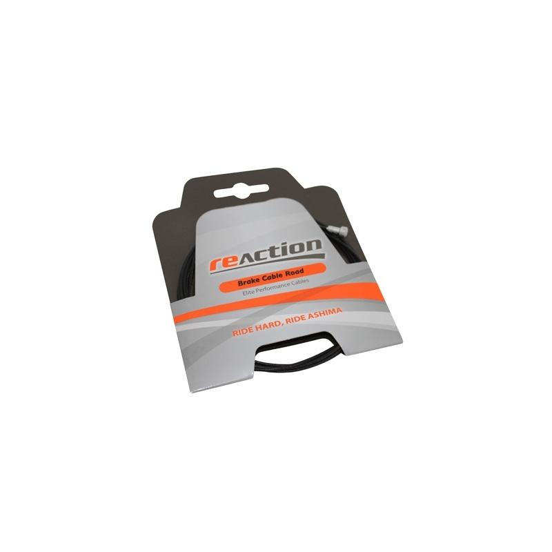 Câble de frein inox teflon Reaction compatible Campagnolo 1,5 mm x 1,70 m