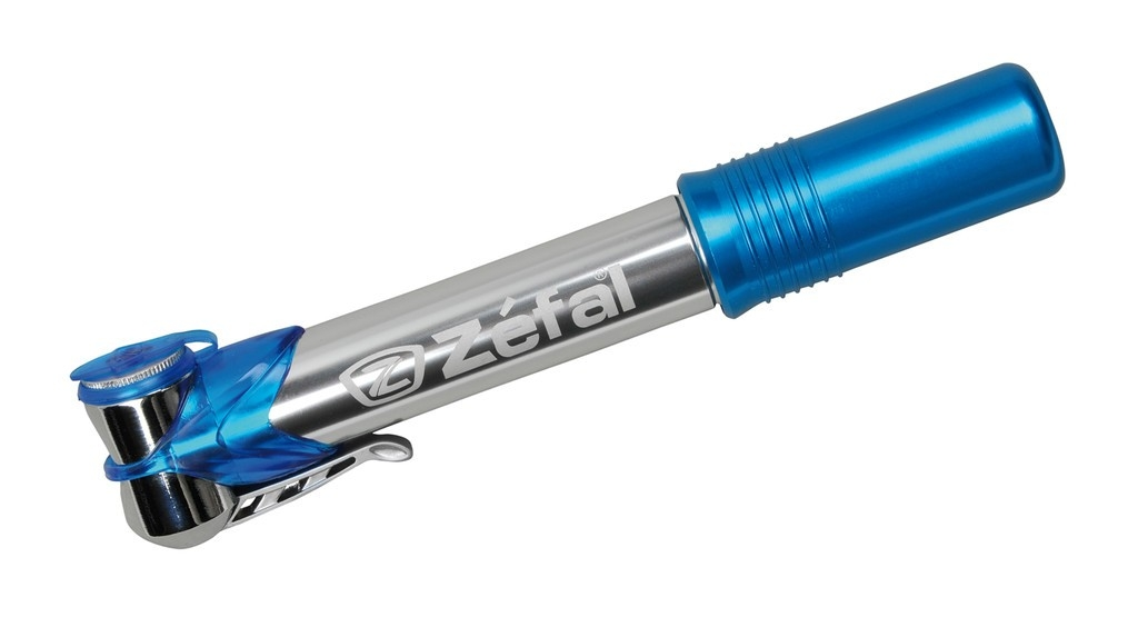 Mini-pompe Zéfal Air Profil Micro Bleu