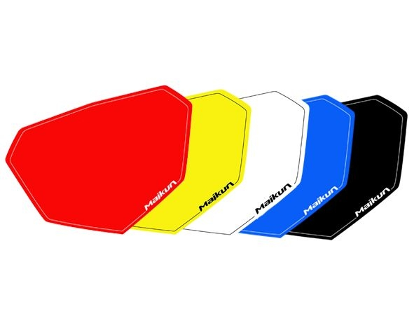 Fond de plaque Maikun 3D Plate Pro Bleu