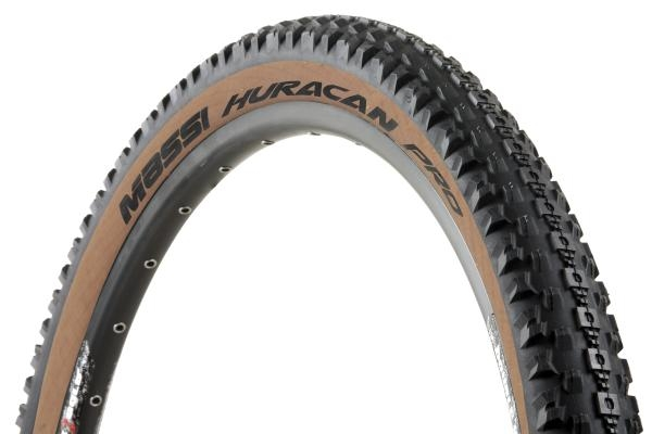 Pneu MASSI Huracan Pro 29 x 2.20 Skinwall (TS-Kevlar-T.Ready) Noir/Marron