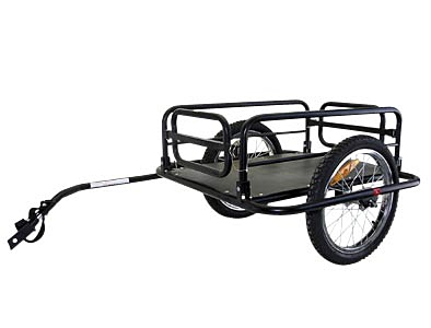 Remorque utilitaire vélo Roues 16\