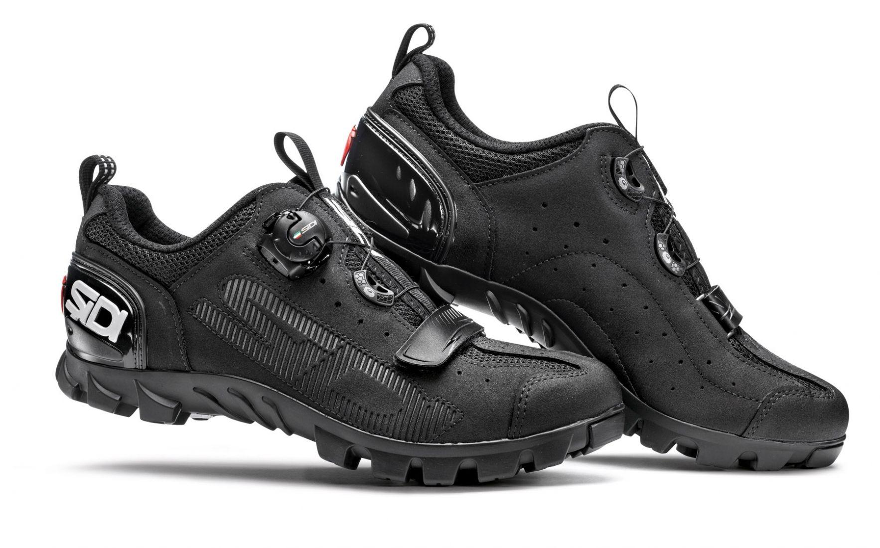 Chaussures Sidi MTB SD15 Noir mat - 43