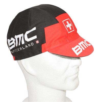 Casquette BMC Switzerland Replica Équipe Pro