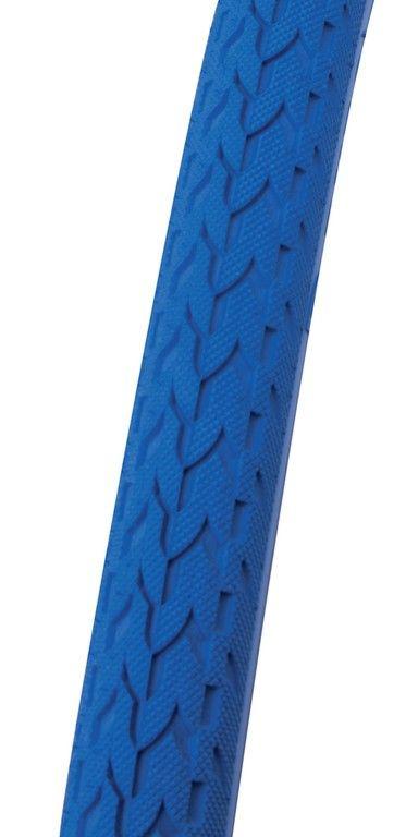 Pneu Duro Fixie Pops 700x24C TS Bleu
