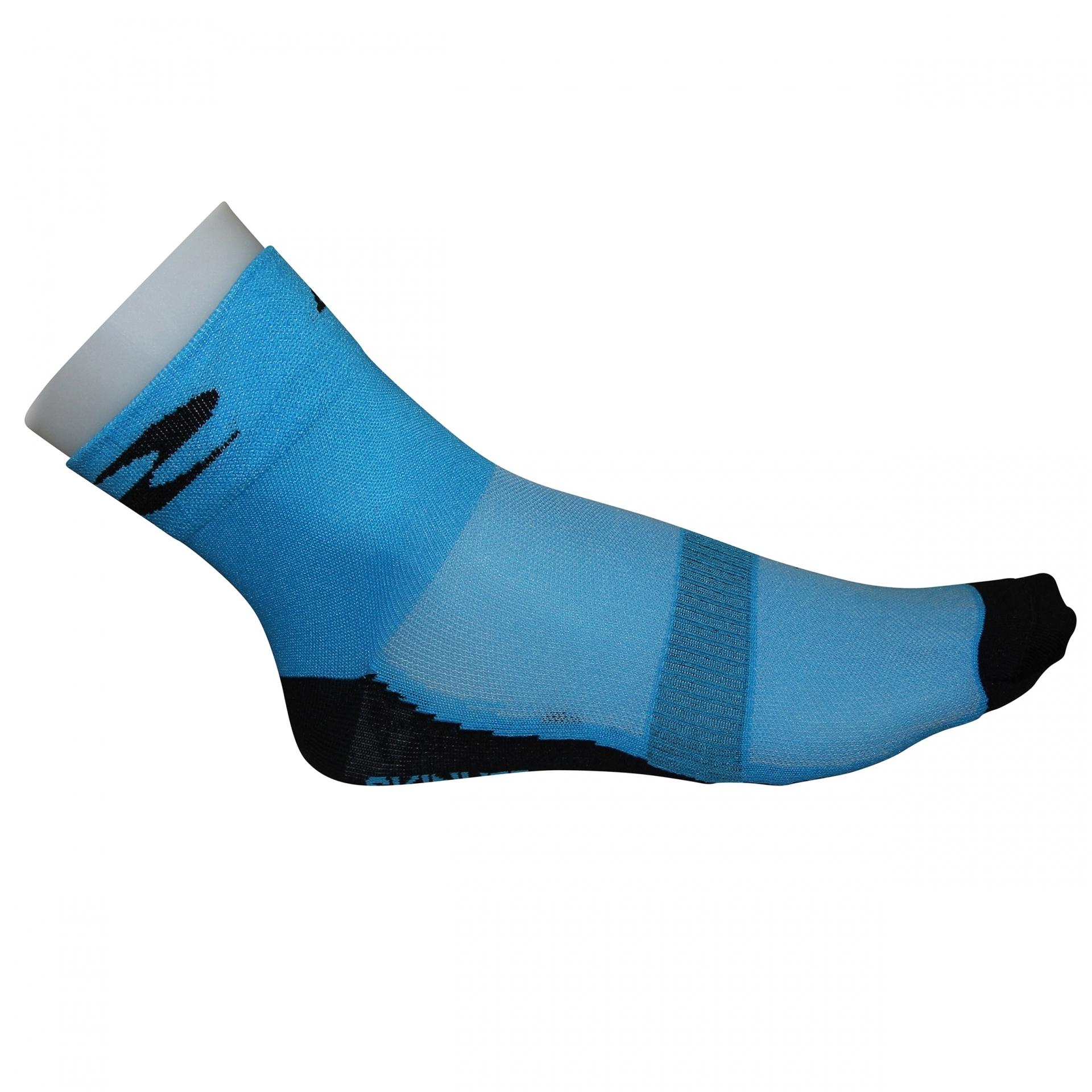 Socquettes été GIST Coton 10 cm Bleu Sky - 36-39