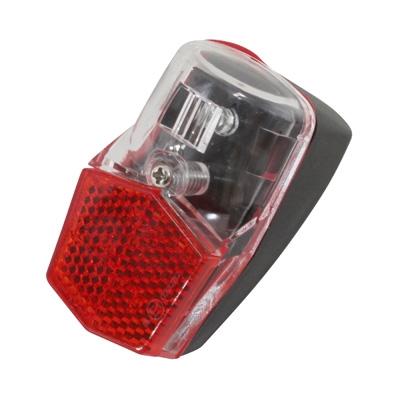 Éclairage AR à LED sur garde-boue Dynamo Noir