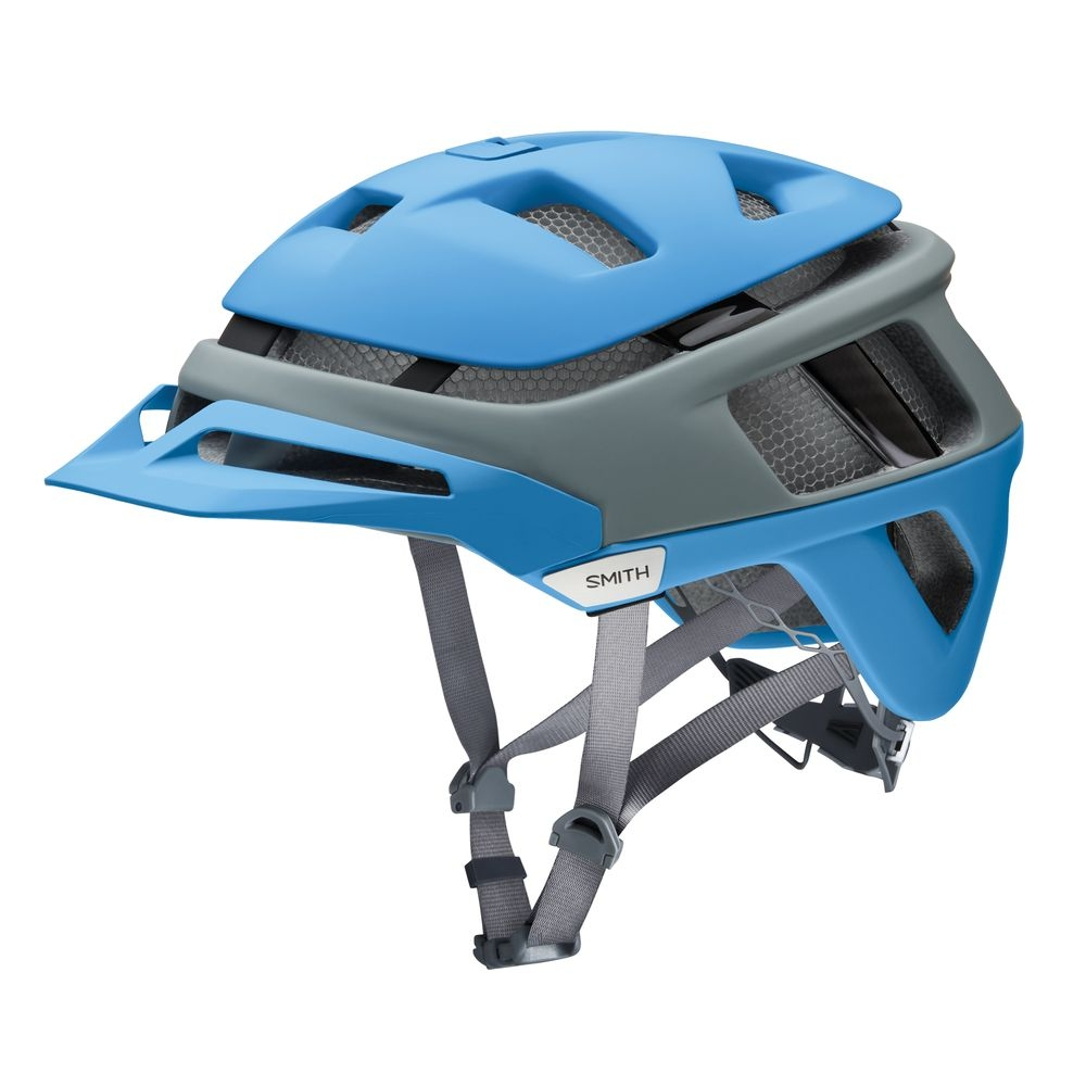 Casque Smith Forefront MIPS Mat French Bleu Split - M / 56-58 cm