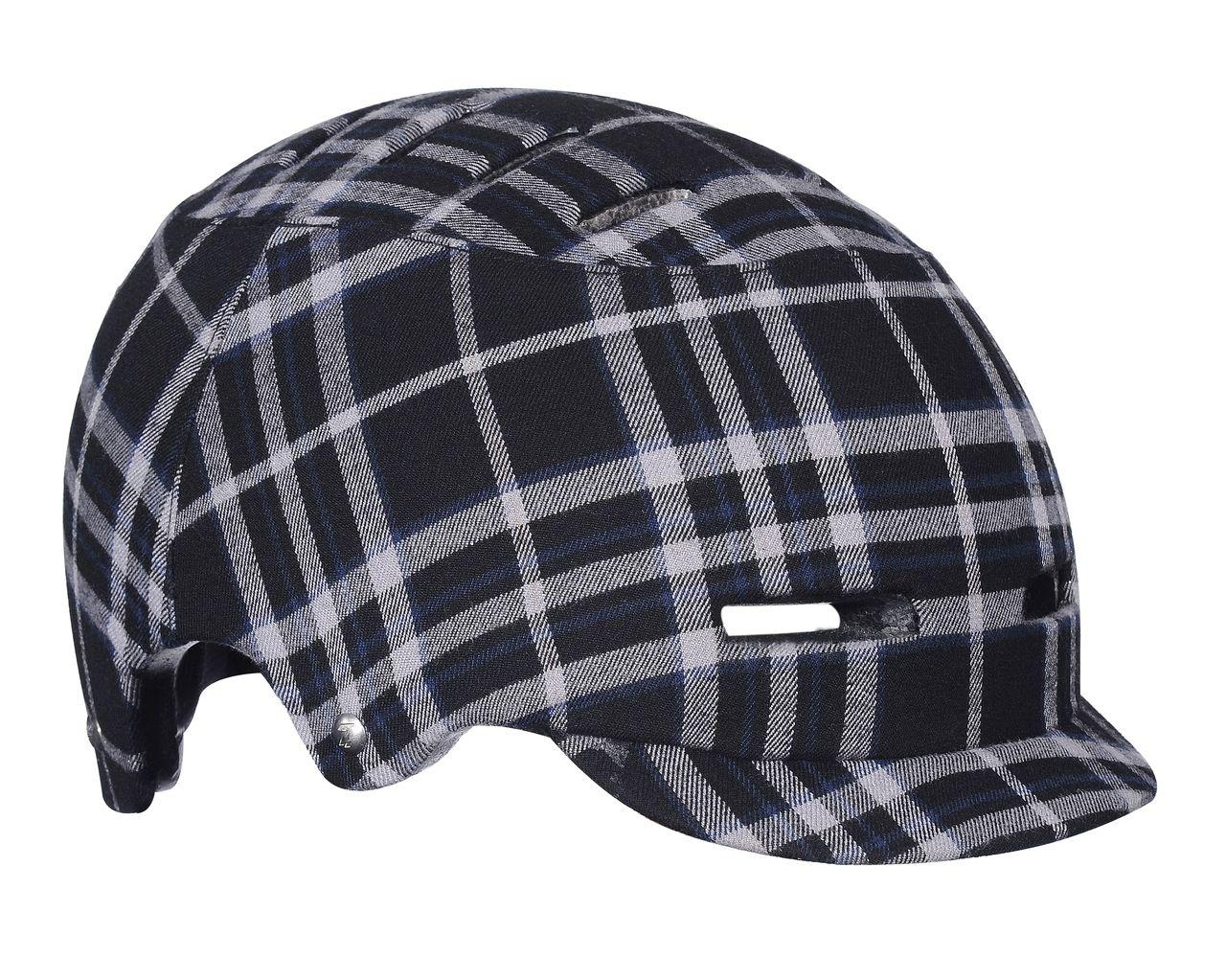Casque Lazer CITYZEN Grey Checkered - M (55-59)