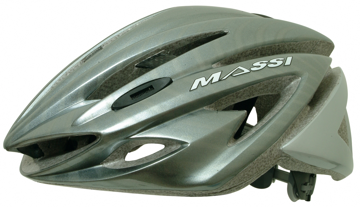 Casque Massi Carbon Gris - M (54-58cm)