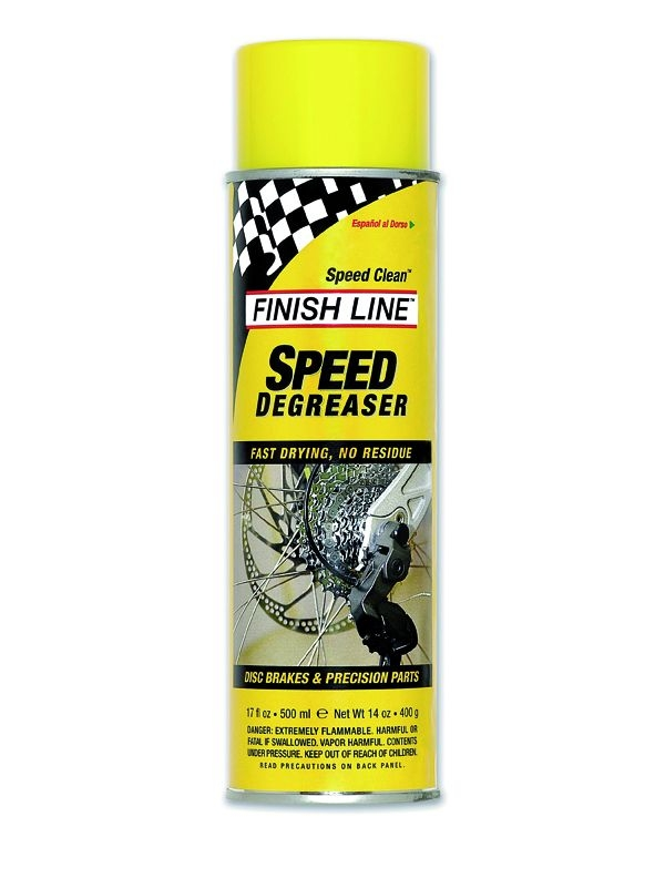 Dégraissant Finish Line Speed Degreaser - 17oz (500ml Aerosol)
