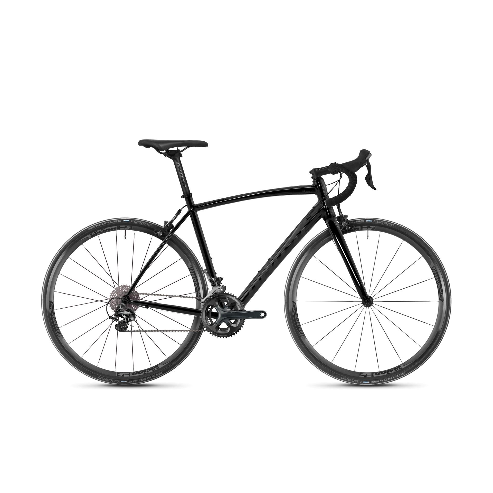 Vélo de route Ghost Nivolet 2.8 AL Noir - S