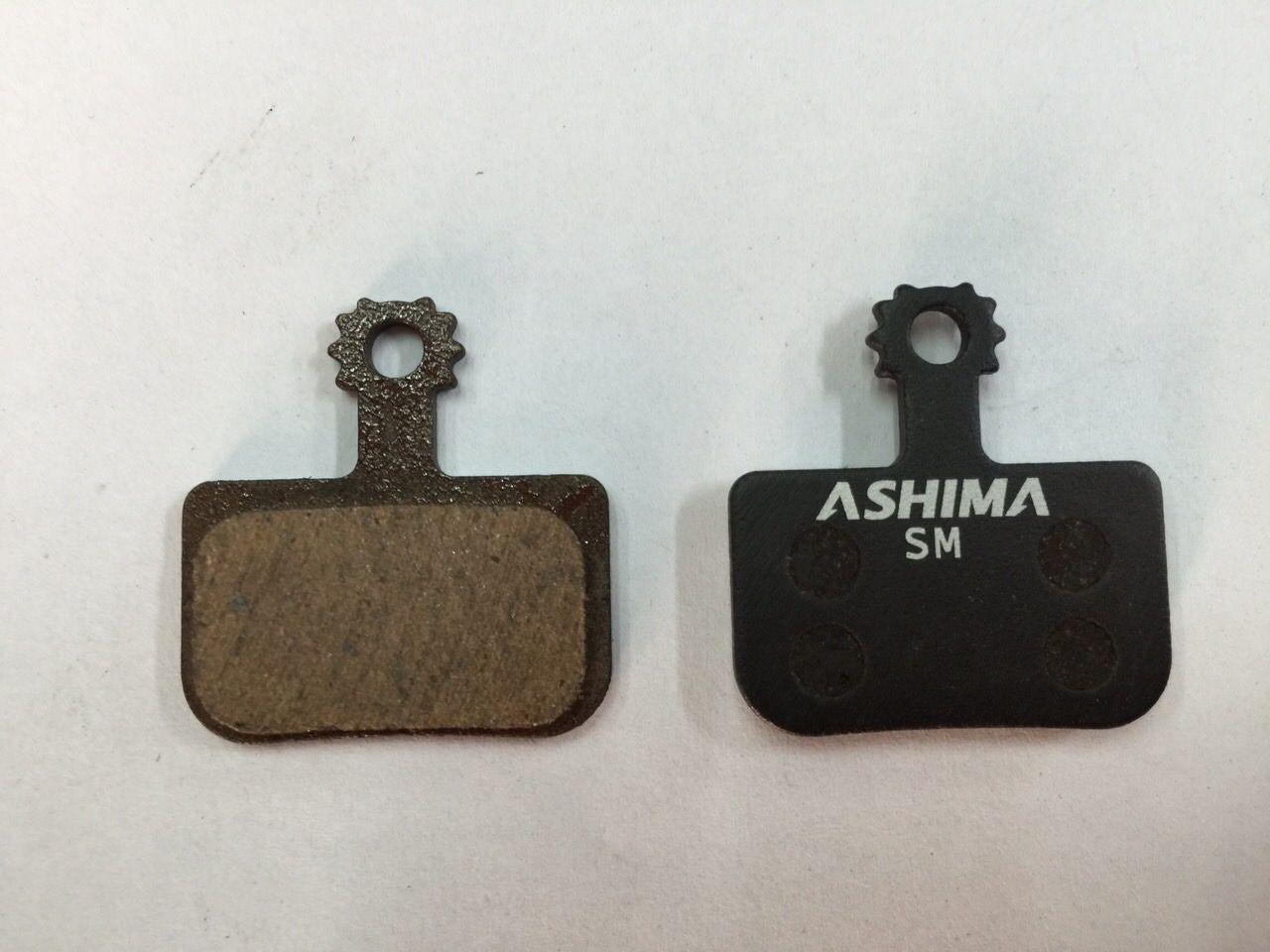 Plaquettes organiques Ashima comp. Avid DB1 / 3 / 5