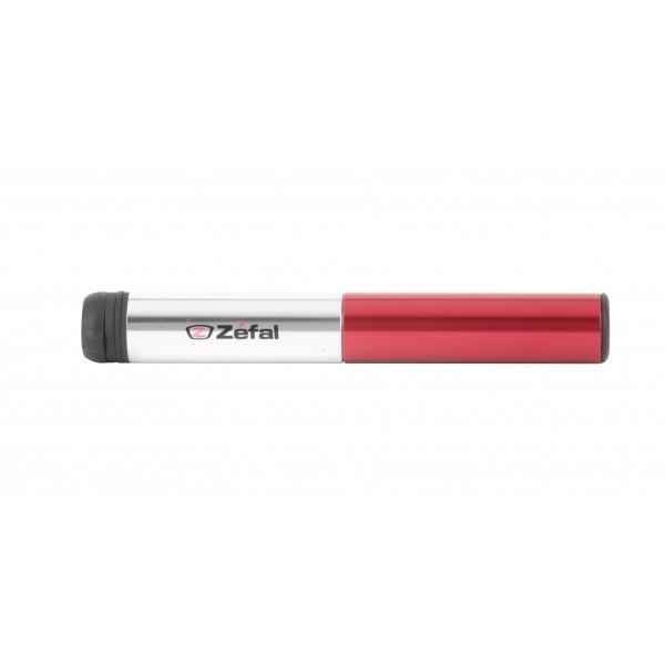 Mini-pompe Zéfal Air Profil FC02 Rouge/Argent
