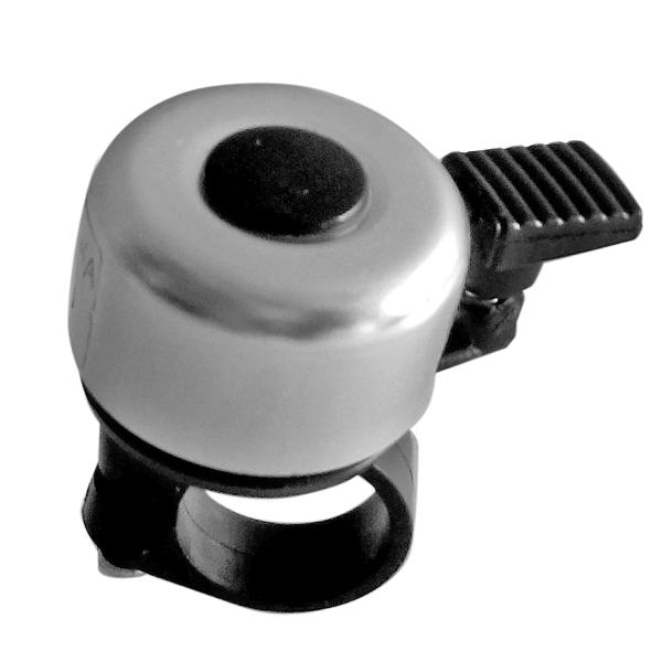 Sonnette Alt-1 ronde 35 mm Argent