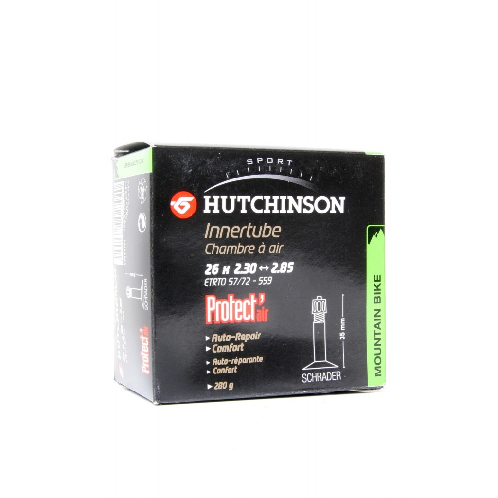 Chambre à air Hutchinson Protect'air 26 x 1.70/2.35 Schrader 32 mm