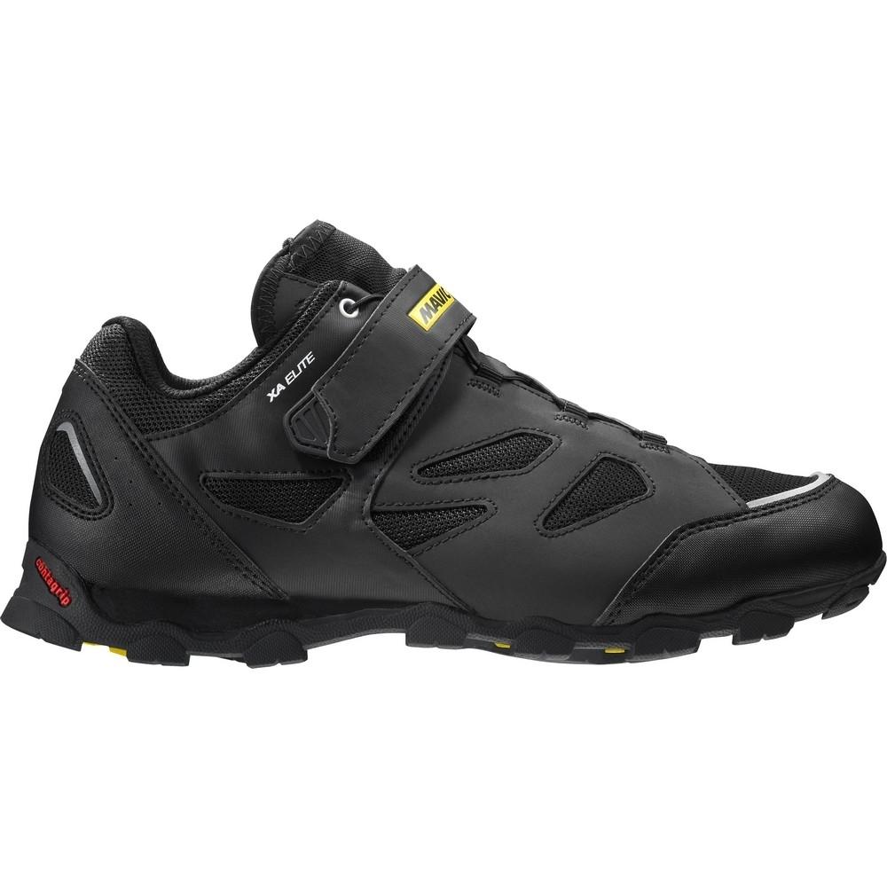 Chaussures VTT Mavic XA Elite Noir/Noir - 42 2/3