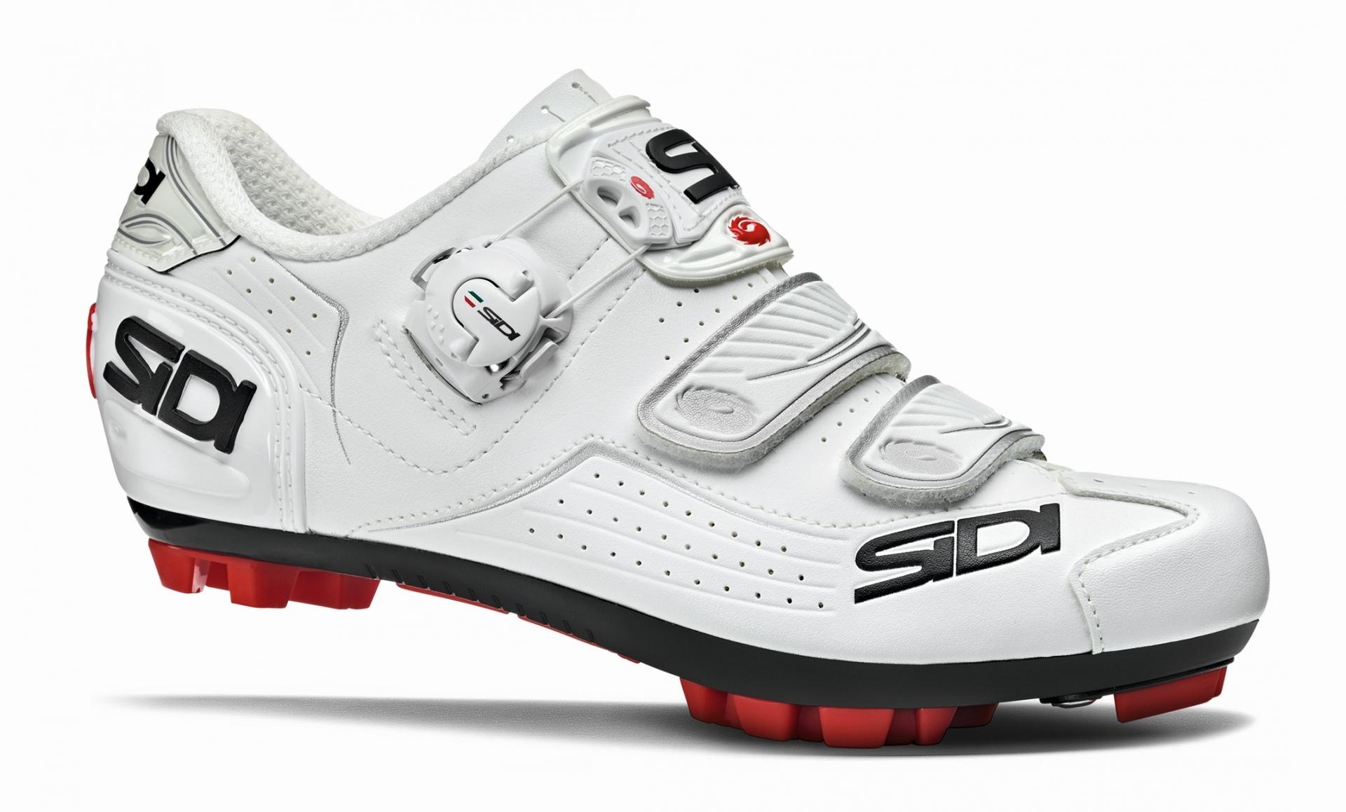 Chaussures VTT femme Sidi Trace W Blanc - 38