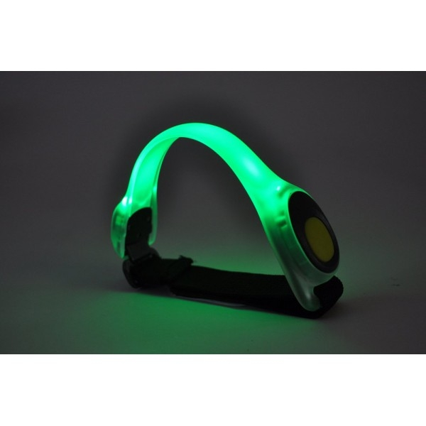 Éclairage TG Strap Light avec sangle réglable (bras, cheville)