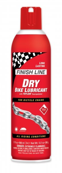 Lubrifiant Finish Line Dry Lube (Teflon Plus) - Spray 500 ml